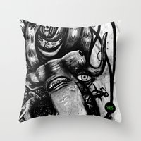 PYL 2 Throw Pillow