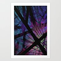 Oh, What A Tangled Web W… Art Print