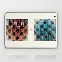 ANALOG ZINE - Down Is Th… Laptop & iPad Skin