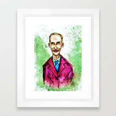 John Waters Framed Art Print