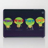 Turtles iPad Case