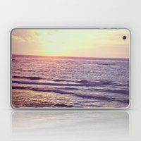 Sunrise Over Ocean Laptop & iPad Skin