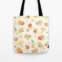 In My Magical Garden Tote Bag