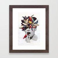 Ωmega-3 Framed Art Print