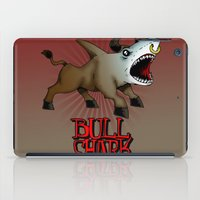 Bull Shark Version 2 Animal Series by RonkyTonk iPad Case