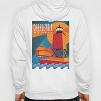 Charlevoix The Beautiful Hoody
