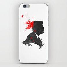 The Assassination of John F. Kennedy iPhone & iPod Skin