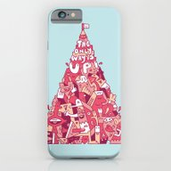 iPhone & iPod Case featuring The Only Way Is Up! by Mister Phil