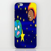 Give The World A Hug  iPhone & iPod Skin