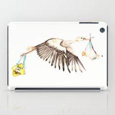 Baby on Bird iPad Case