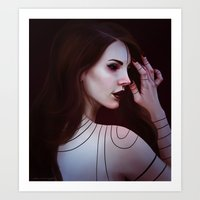 Gods & Monsters Art Print