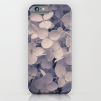 iPhone & iPod Case featuring Hydrangea by noirblanc777