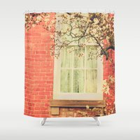 Hidden Lives Shower Curtain