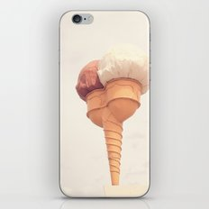 Two Scoops iPhone & iPod Skin