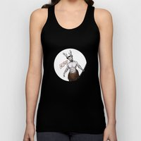 Santa's Present, From Re… Unisex Tank Top