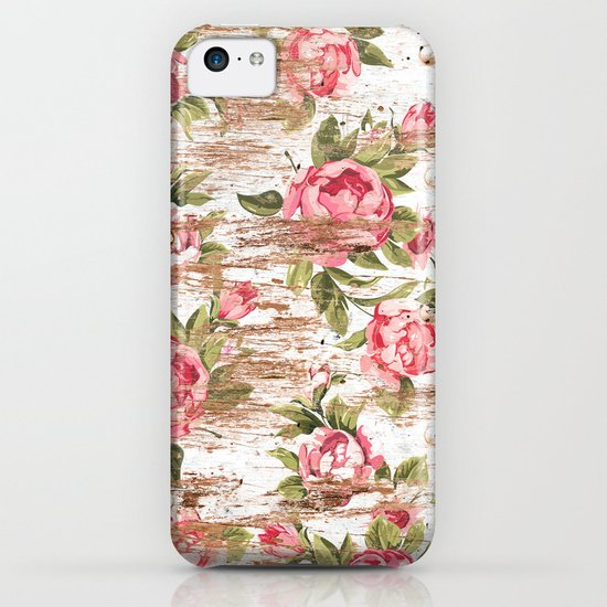 Eco Love Pattern iPhone & iPod Case