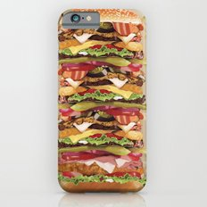 Hamburger Tower iPhone 6 Slim Case