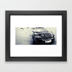 End Of Watch  Framed Art Print