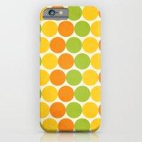 Zesty Polka iPhone 6 Slim Case