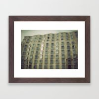 Berlin Buildings Framed Art Print