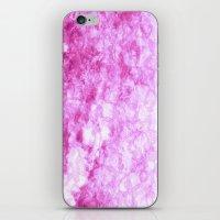 Hot Pink  - JUSTART © iPhone & iPod Skin