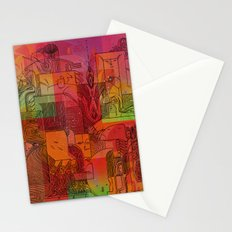 Squad Goals Stationery Cards