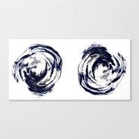 Mind Pools Canvas Print