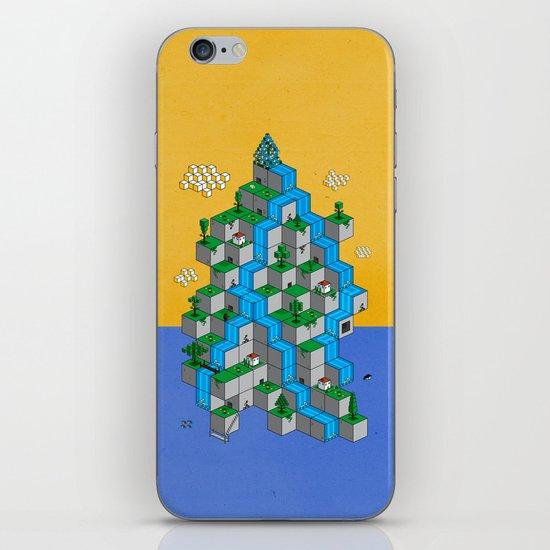 Ecubesystem iPhone & iPod Skin