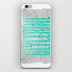 Glycerine iPhone & iPod Skin