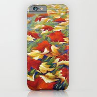 iPhone & iPod Case featuring Luxury of Fall by Nora Manapova