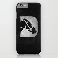 D is for Derby iPhone 6 Slim Case