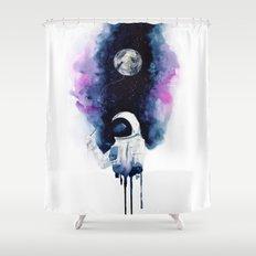 My Moon Shower Curtain
