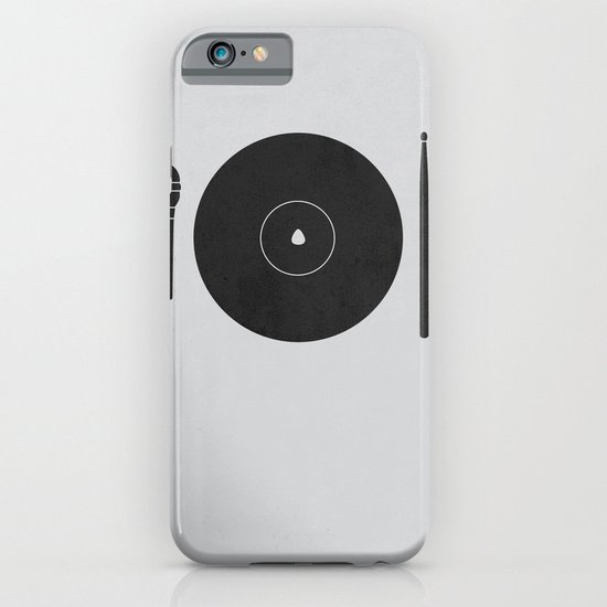 hungry to rock iPhone & iPod Case