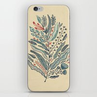 Turning Over A New Leaf iPhone & iPod Skin