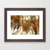 foil1 Framed Art Print