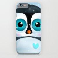 Joc the Penguin iPhone 6 Slim Case