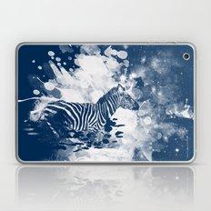 zebra splashed  Laptop & iPad Skin