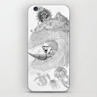 Machu Qun Tiksi Wiraquch… iPhone & iPod Skin