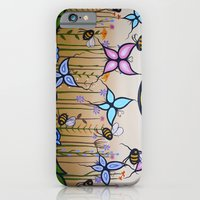 iPhone & iPod Case featuring Kokum's Garden by Aaron Paquette