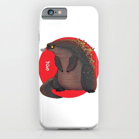 GODZILLA iPhone & iPod Case