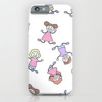 iPhone & iPod Case featuring Child's play by Rosa Puchalt