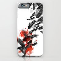 iPhone & iPod Case featuring Another Long Fall by Jimmy Tan