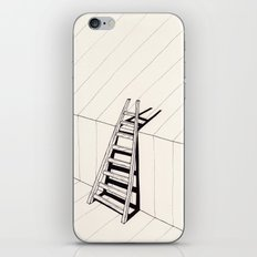 there's no way out of here iPhone & iPod Skin