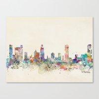 st petersburg florida Canvas Print