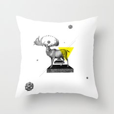 Archetypes Series: Dignity Throw Pillow