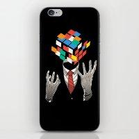 Mind Game iPhone & iPod Skin