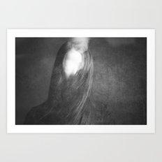 MUJINA Art Print