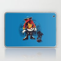 Gotta Crush 'Em All Laptop & iPad Skin