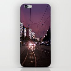 Mannheim City iPhone & iPod Skin