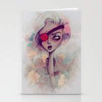 Colors Perceived Stationery Cards